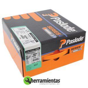 770HM142016 - Caja de clavos anillados Spit 2,8x70 + Gas 142016