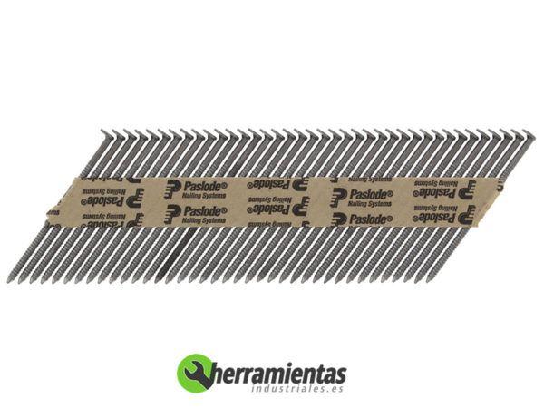 770HM142016(2) – Caja de clavos anillados Spit 2,8×70 + Gas 142016