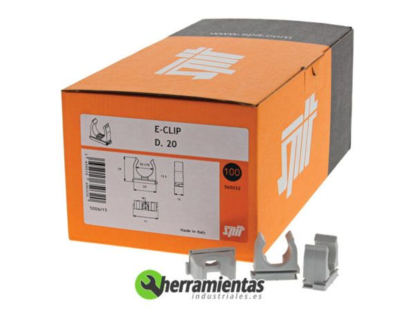 770HM565035 – Soporte Spit E-clip 40mm 565035