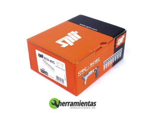 77HM011345 – Caja de clavos Spit SC9-40 011345