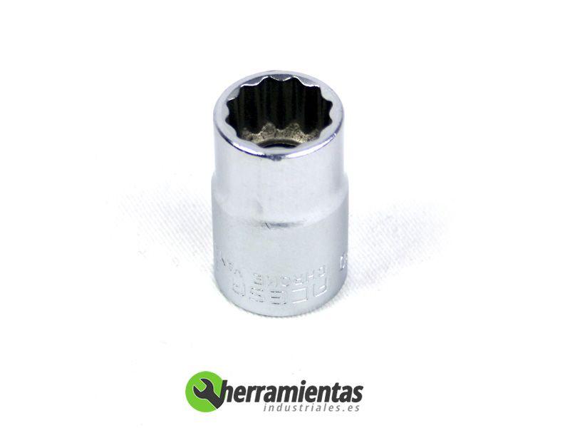 Vaso Acesa 1/2 pulgada 12 caras 16mm
