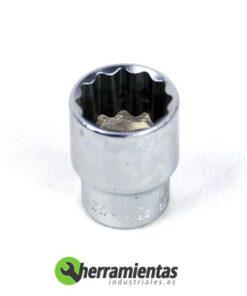 387001030737 – Vaso Acesa 1/2 pulgada 12 caras 23mm