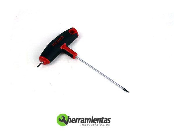 387001050609 – Llave Torx Acesa en T 6×100