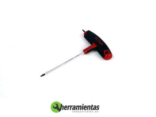 387001050610 – Llave Torx Acesa en T 7×100