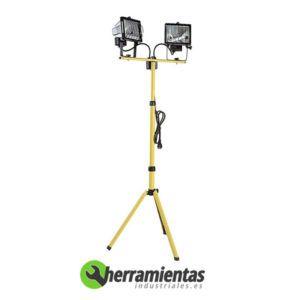 366HM07044 – Focos halogenos Karpa con tripode 500W
