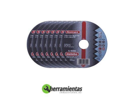 068DC16492 – Disco Novorapid Metabo 16492