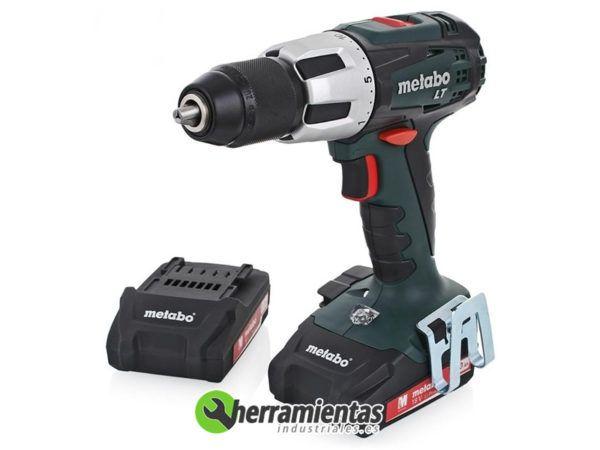 068HE60210395 – Taladro Metabo SB-18 LT-Compact