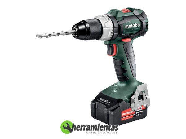 068HE60231695 – Taladro Metabo SB-18-LT BL