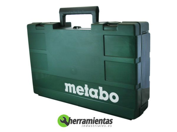 068HE60231695(2) – Taladro Metabo SB-18-LT BL