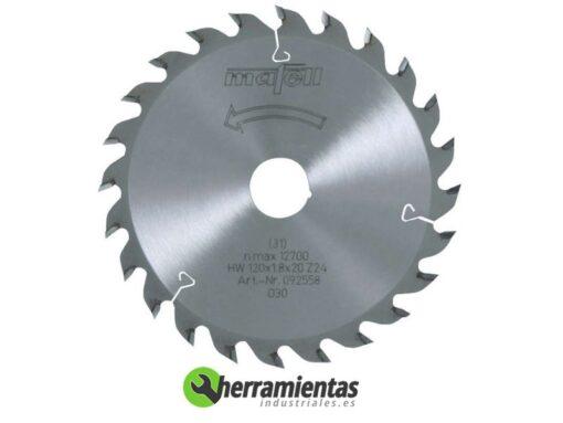 909M092558(2) – Hoja de Sierra Mafell HM 092558