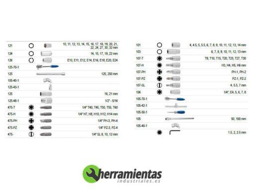 962129-108-4(2) – Juego de vasos Irimo 129-108-4