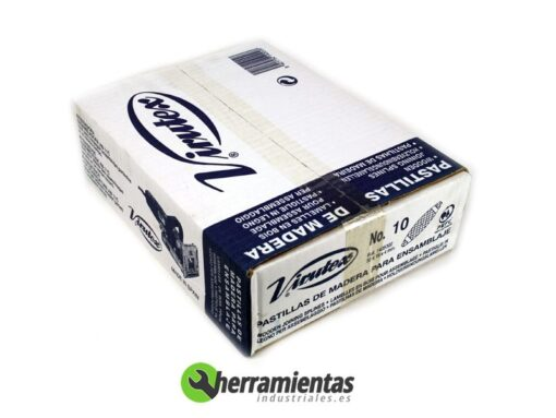 374RV1405002 – Pastillas ensambladoras Virutex 1405002