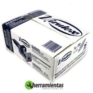 374RV1405003 – Pastillas ensambladoras Virutex 1405003
