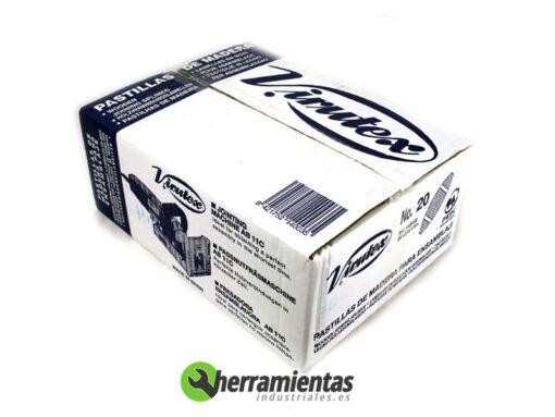374RV1405003 – Pastillas ensambladoras Virutex 1405003