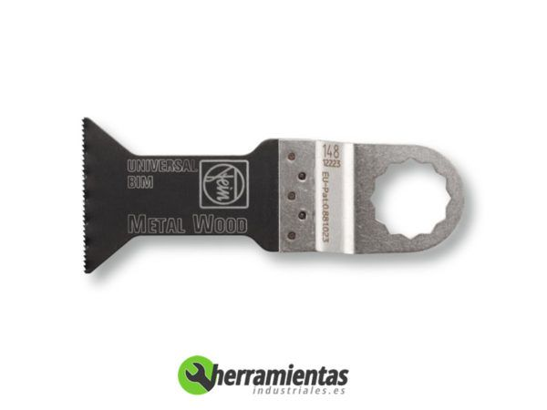 84763502148029 – Hoja sierra Fein Ecut-60mm