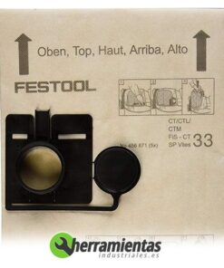 813TTS452971 – Bolsa filtrante Festool FIS-CT-33