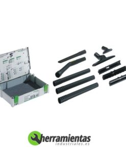 813TTS456736 – Set limpieza Festool D27/D-36K-RS-Plus