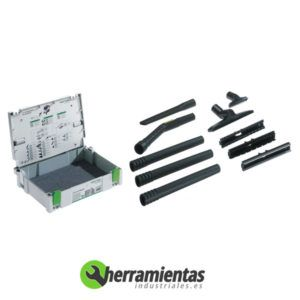 813TTS456736 - Set limpieza Festool D27/D-36K-RS-Plus