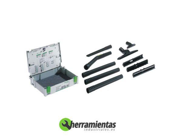 813TTS456736 - Set limpieza Festool D27/D-36K-RS-Plus