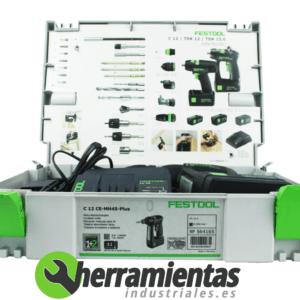Atornillador Festool C-12 CE-MH45-Plus en caja