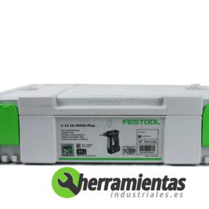 Caja Atornillador Festool C-12 CE-MH45-Plus