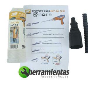 Kit Adaptador SA 12-8 PARA P370